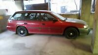 1998 Subaru Legacy Awd 600obo or trade must sell this weekend