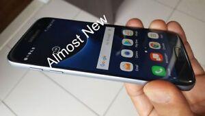 Samsung Galaxy S7 Débloqué Presque Nouveau, 32GB Option 256GB