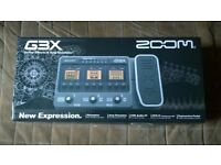 Zoom G3x Guitar Effects Pedal