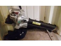 Spear and Jackson petrol blower and vacuum