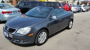 2008 Volkswagen Eos CONVERTIBLE, 2.0T LEATHER