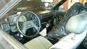 1983 Celica gt Liftback Interior - Salmon Arm