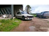 Peugeot 205 gti restoration