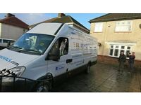 Cheap man and van hire, removals, waste and rubbish collection in Salford, cheetham hill,broughton
