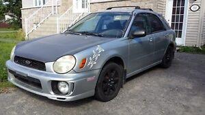 2003 Subaru Impreza ts Familiale