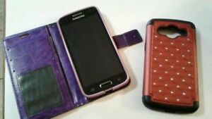 Samsung core LTE smartphone