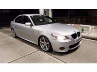 2005 BMW 530d Msport (Coilovers & 19'' Alloys with Long MOT)
