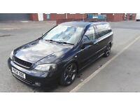 ASTRA VAN Z20LET 2.0L TURBO CONVERSION WITH REAR SEATS 280 BHP