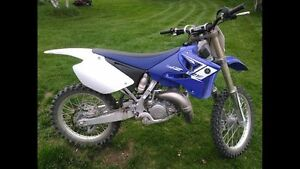 Yamaha YZ 125 2 stroke LIKE NEW