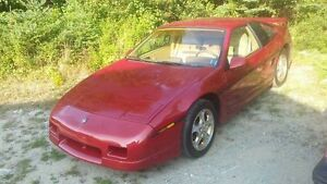 1987 Pontiac Fiero Gt Coupe (2 door)