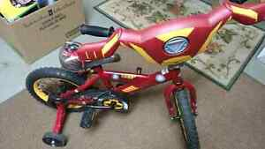"Ironman 14"" boys bike"