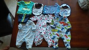 Many baby boy clothes for $1.00 each - Sizes 0-24 Strathcona County Edmonton Area image 2
