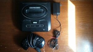 Sega Genesis Comes With Only The Power Cord & 1 Controller