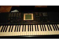 keyboard psr 530