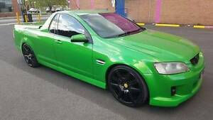 2009 Holden COMMODORE VE SV6 UTE 6 Speed Manual Preston Darebin Area Preview