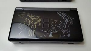 Pokemon nintendo DS lite edition and games