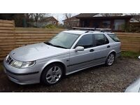 SAAB 9-5 2.2 TID Not running right, CHEAP FIX? OR BREAK AND MAKE A PROFIT *PLEASE READ FULL ADVERT*