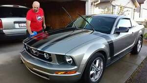 2008 Ford Mustang V6 - clean carproof - no rust! Trade for SUV