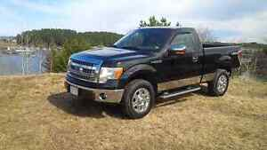 2010 Ford F-150 shorty Lariat Pickup Truck