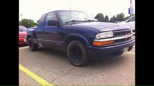2000 s10. Project truck
