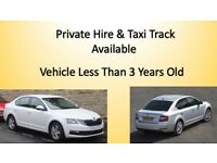 1st Week Free! SEFTON 19 PLATE Private Hire Vehicle & Taxi For Track Skoda Octavia Sefton