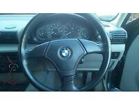BMW Steering wheel e36 e46 e39 e38