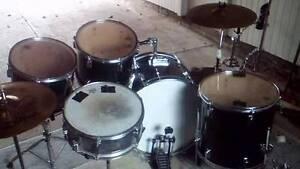5 piece DXP Drumkit - Green Lilydale Yarra Ranges Preview