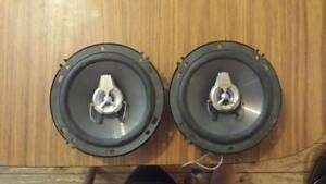 "x2 6"" clarion speakers $10 Hackham West Morphett Vale Area Preview"