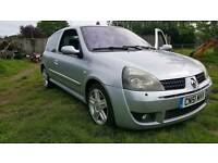 Swap with cash for crosser clio 172