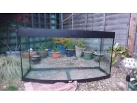 Two fish tanks for sale both really good price