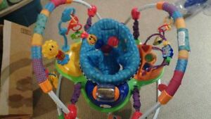 Baby Einstein Jumperoo/Exersaucer