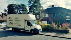 Chalfont st Gilles-House Removals - Man with a Van - Luton with Tail Lift - Removals Services