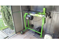 6 Ton Hydraulic Log Splitter Complete with Stand