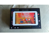 """7"""" Tablet Nam-Gear brand new in box"""