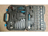 For sale Hand tools, Socket set, Tools set HOMEBASE in good condition! Welcome!!!