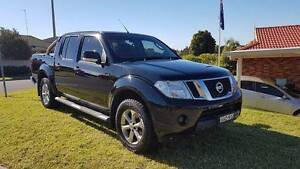 2014 Nissan Navara ST Series 7 4X4 6 Speed Manual Albion Park Shellharbour Area Preview