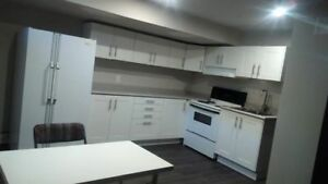 A brand big room with window for rent apartment basment.