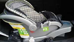 GREAT SAFETY FIRST CAR SEAT !
