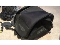 hein gericke streetline motorcycle tank bag