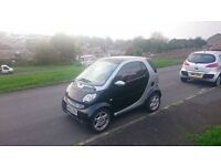 Smart fortwo 700cc turbo coupe