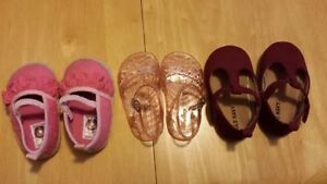 Shoe lot: Size 3 Girls