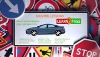 INSTRUCTOR OFFERING DRIVING LESSONS