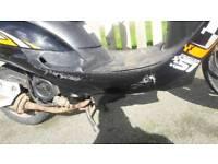 50cc longjia moped