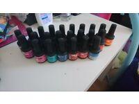 gellux nail polishes