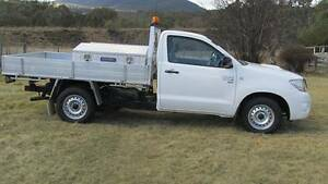2009 Toyota Hilux Ute Tenterfield Tenterfield Area Preview