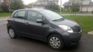 2011 Toyota Yaris CE Leaving overseas