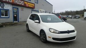 2013 Volkswagen Golf with only 81,248 kms!!!