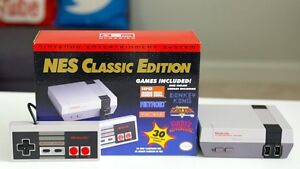 WANTED:LOOKING FOR NES CLASSIC EDITION MINI NINTENDO
