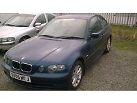 BMW 316i compact 1.8l