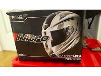 Nitro Racing - NP -1100f/apex Helmet